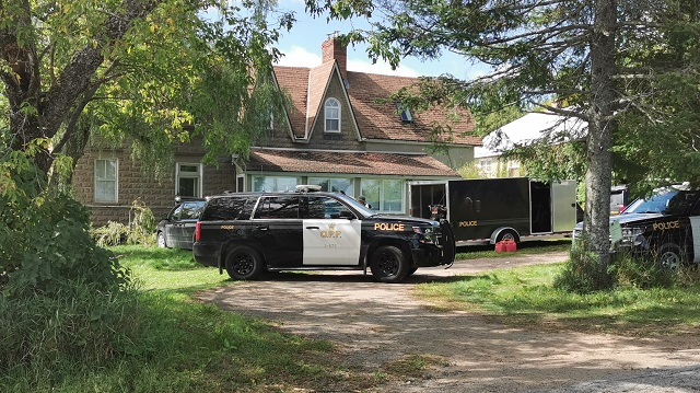 Massive police raid on Palmer Rapids grow-op