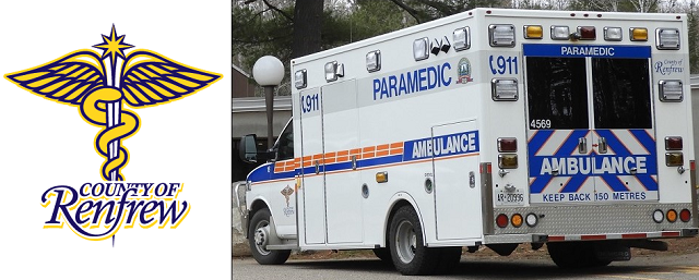 Renfrew County paramedics update COVID-19 testing schedule