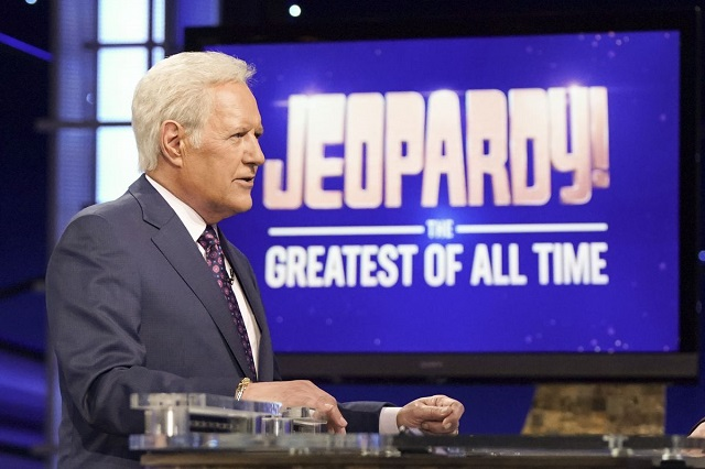 Jeopardy! host Trebek had Valley roots