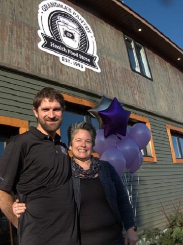 Third Grandma expands pantry in Killaloe