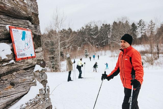 Local ski club prepares for more visitors