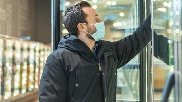 Commencing Jan.14 all MV supermarket shoppers must wear masks