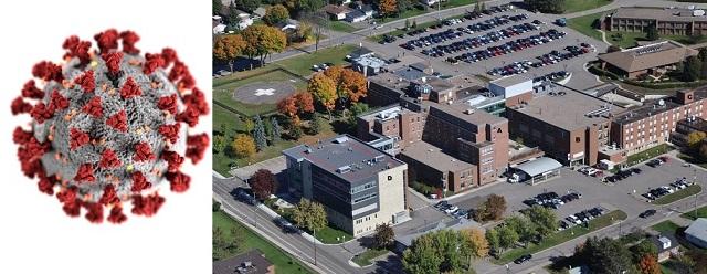Outbreak declared at Pembroke Regional Hospital