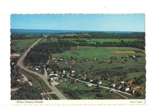Heritage photo: Wilno from above