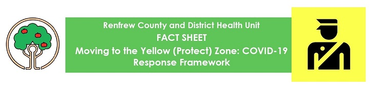 Fact sheet: Yellow – Protect Zone
