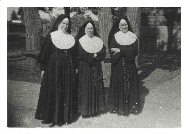 Heritage Photo: Sisters of St. Joseph
