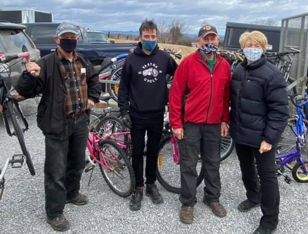Bike bank launched in Ottawa Valley