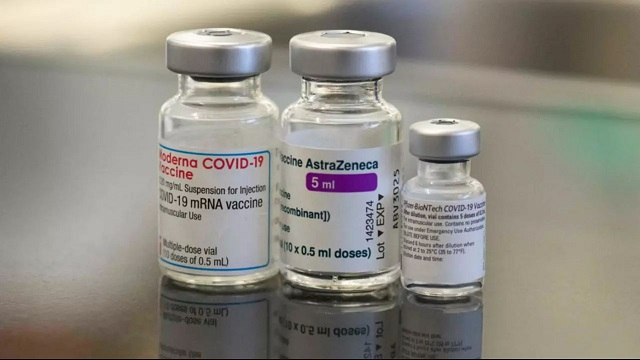 Vaccine available locally for ages 55 and up