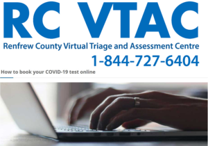 Valley residents can book COVID-19 tests online