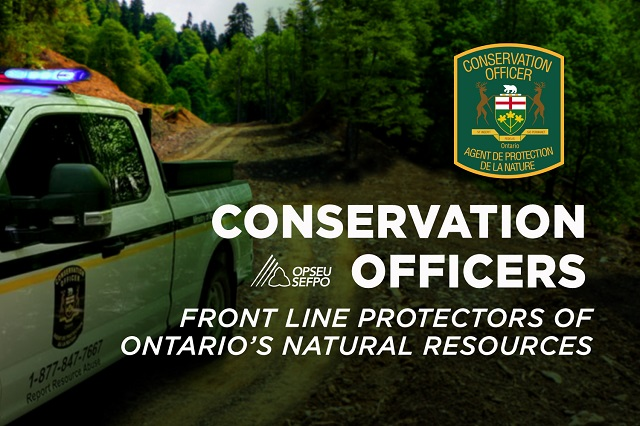 Province to hire more conservation officers