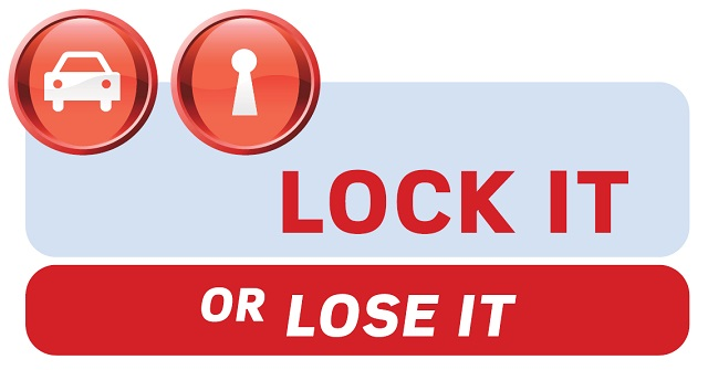 Going shopping? Lock it or lose it say OPP