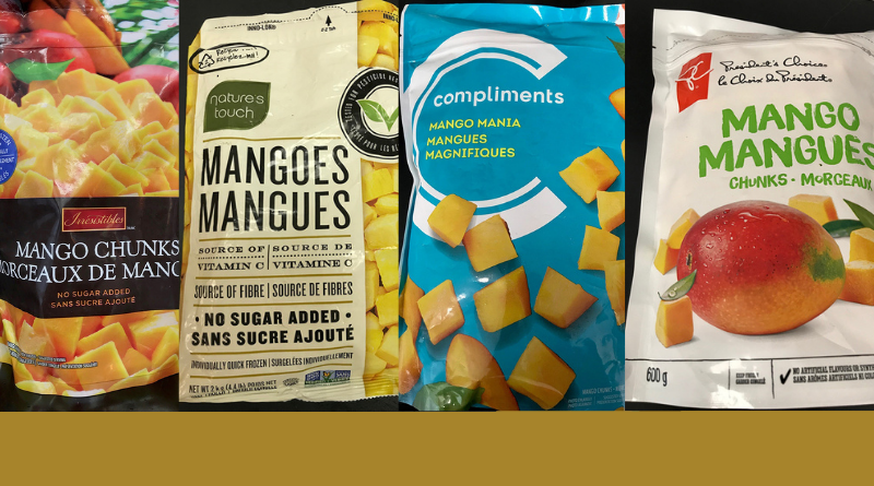 Frozen mango products pose risk of Hepatitis A