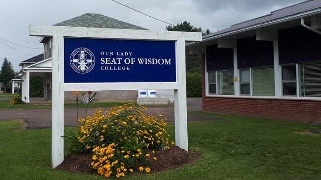 Seat of Wisdom College shuts campus