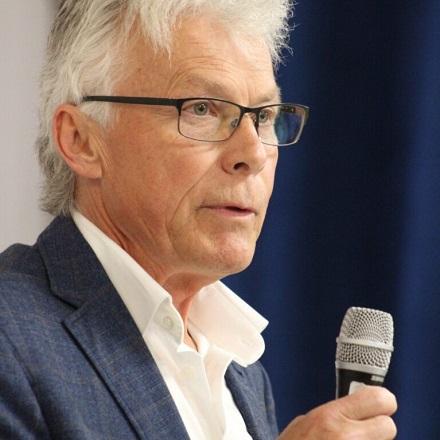PPC candidate David Ainsworth