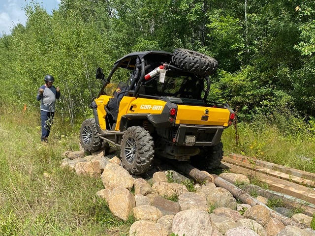 Renfrew County ATV Club – active-riding and trail safety