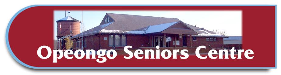 September at the Opeongo Seniors Centre