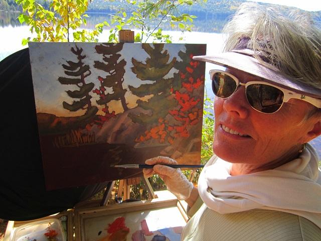 Fall Studio Tour in the Madawaska Valley