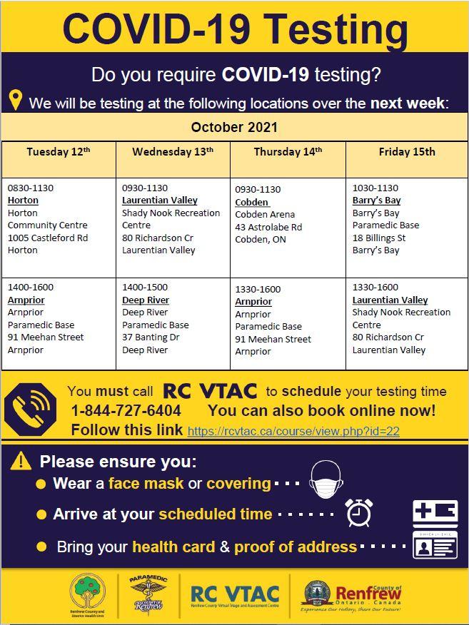 Public_Testing_Schedule_Oct.12-15